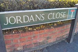 Jordans Close